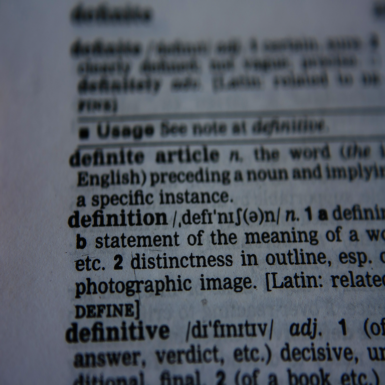 Definition des Krafttrainings - Auszug aus dem Lexikon beim Wort Definition