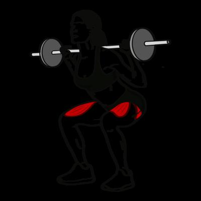 Kniebeuge Übung - Richtige Ausführung
